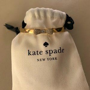 New Kay Spade Gold Coloured Bangle